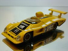 SOLIDO 1333 ALPINE RENAULT A442B TURBO V6 2L #2 - YELLOW 1:43 - VERY GOOD - 20
