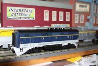 MTH O scale Premier F-3 B unit Diesel engine# 20-2125-3 NIB Chesapeake & Ohio