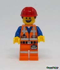 Lego The Movie Minifigur Minifig Bauarbeiter Emmet tlm003
