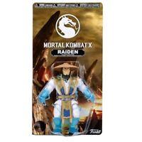 Funko Action Fig Mortal Kombat Raiden  Chase Edition
