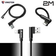2M Vinston iPhone X XS XR 8 7 6 5 USB