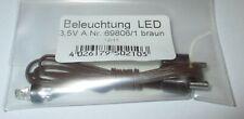 Kahlert - LED Lighting 3,5 Volt, Light for Nativity Scenes or Doll House Neu /