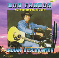 "DON FARDON ""Indian Reservation"" Top Album! CD 14 Tracks NEU OVP Prestige 1997"