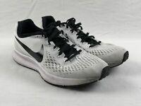 Nike Zoom Pegasus 34 - White/Black Running, Cross Training (Men's 9.5) - Used