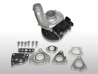 Turbolader GARRETT 6420900280 Mercedes-Benz CLK E C 320CDI 224PS 765155