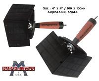 Marshalltown Exact Angle Inside Corner Trowel Adjustable 90-150º MEA917