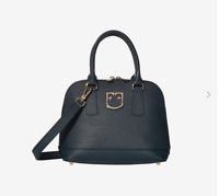 Furla Fantastica Dome Bag in ottanio MSRP$428 made in Italy