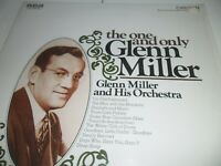 The One And Only Glenn Miller Vinyl Album Made In Canada RCA Camden CAS-2267(e)