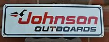 Johnson Sea Horse Outboard SIGN Marina Mechanic Garage Boat Repair Free Shipping