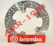 DISCO FRENO BREMBO APRILIA SR MAX 125 300 GILERA NEXUS PIAGGIO X7 X8  68B407B6