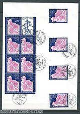 PREMIER JOUR - 1996 YT 2990 et  P2991A - GRANDE ENV. - JOURNÉE DU TIMBRE