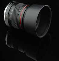 85mm f/1.8 Portrait Lens for Nikon D90 D800 D7100 D5100 D3100 D3300 D3400 D7300