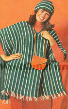 Unbranded Women's Ponchoes Patterns