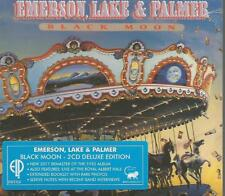 EMERSON LAKE AND PALMER - Black moon - 2CD deluxe edition sealed