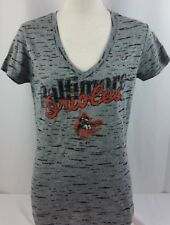 BRAND NEW Majestic Cooperstown Collection  Baltimore Orioles  Women's Shirt