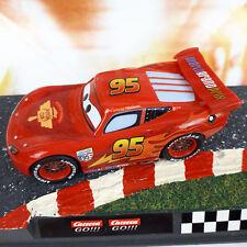 Carrera GO CARS Lightning McQueen Rennbahn Auto Slotcar auch Racing Set 61193