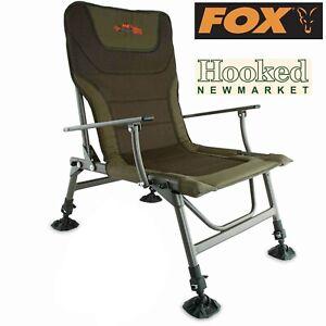 Fox Duralite Lightweight Chair (CBC059)