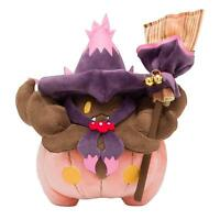 Pokemon Center Original Plush Doll We Are TEAM TRICK ! Pumpkaboo Halloween Japan