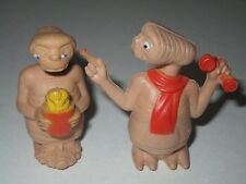 LJN 1982 E.T. the Extra-Terrestrial Movie Loose Action Figures