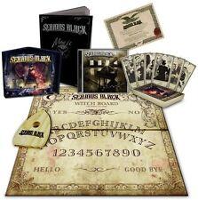 Serious Black Magic Fan box set w/ 2 cds witchboard tarot cards  tad morose