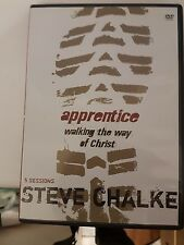 Apprentice: Walking the Way of Christ by Steve Chalke (DVD, 2009)