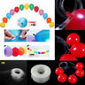 5M Balloon Arch Decor Strip Connect Chain Plastic DIY Tape Birthday Party Supply