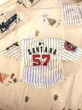 2005 Upper Deck Mini Jersey Jerseys Johan Santana Minnesota Twins Rare