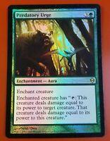 1x Predatory Urge | FOIL | Zendikar | MTG Magic Cards