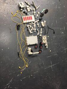 Robotix Parts Vintage Milton Bradley
