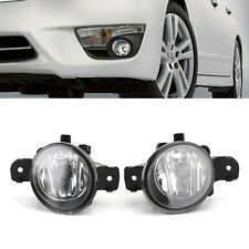 Pair Replacement Fog Light Assembly H11 For Altima Maxima Sentra 26155-89927