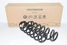 VW Golf 7 AU FL 17- Feder Hinten Links u. Rechts Original Gewichtsbereich 6 Basi