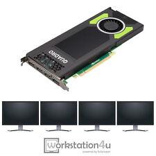 NVIDIA Quadro M4000 4K Grafikkarte 8GB RAM A-Ware (mit Rechnung inkl. 19% MwSt.)