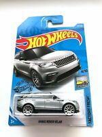 Hot Wheels 2019 RANGE ROVER VELAR 237/250 Factory Fresh 4/10 Mattel FYB37