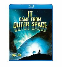 It Came from Outer Space (3D 2D) (Blu-ray, 2016) Brand New