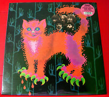 Pussy Pussy Plays LP 180g PINK VINYL RI Morgan Blue Town BT 5002P NEW SEALED