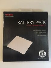 """NEW Toshiba Original Battery Pack PA3884U-1BRS for 10"""" 10.1"""" Thrive tablet"""