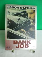DVD Bankjob Jason Statham Steelbook k920