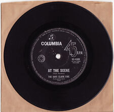 THE DAVE CLARK FIVE - AT THE SCENE Very rare 1966 Aussie BEAT Single Release!
