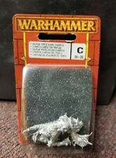 WARHAMMER Lizardmen Saurus Temple Guard Champion (Metal) NIB AoS Fantasy