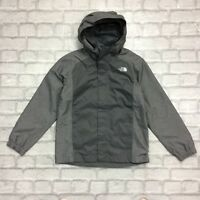THE NORTH FACE JUNIOR M 10-12 YRS GREY RESOLVE REFLECTIVE JACKET WINTER RRP £75