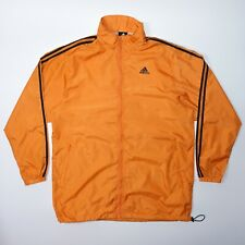 Adidas Men's Orange Japanese Track Jacket Size Large Mint Condition