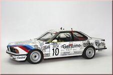 BMW 635 CSi E24 ETCC 24h Spa 1986 Schnitzer Ravaglia Pirro AUTOart 88646 1:18