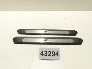 Original BMW X3 G01 G08 X4 G02 Set M Cover Step Front Left Right