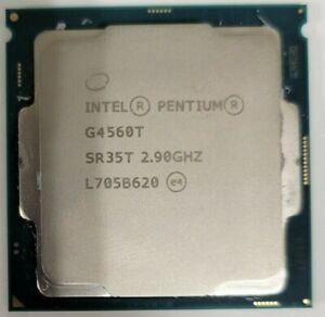 Intel Pentium G4560T SR35T 2.9GHz Desktop PC Processor Warranty