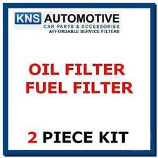 Citroen C4 Picasso 2.0 Hdi 138bhp 04-10 Filtro De Aceite Y Filtro De Combustible Kit de servicio de C4