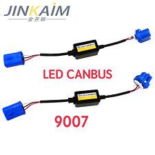 9004 9007 LED DRL Headlight Canbus Decoders NO Error HID Anti-Flicker Resistors