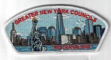 Greater New York Councils CSP Staten Island WHT Bdr. [GA-3047]