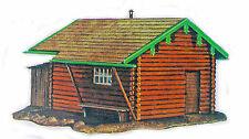 Model Power HO Scale Structure Kit - Fisherman's Cabin