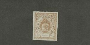 LUXEMBOURG SC# 24? MNG STAMP