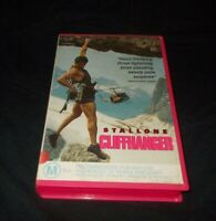 Cliffhanger VHS Pal Stallone